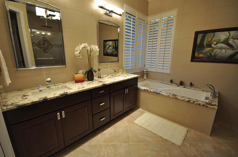 North naples bathroom remodeling naples renovations for Bath remodel naples fl